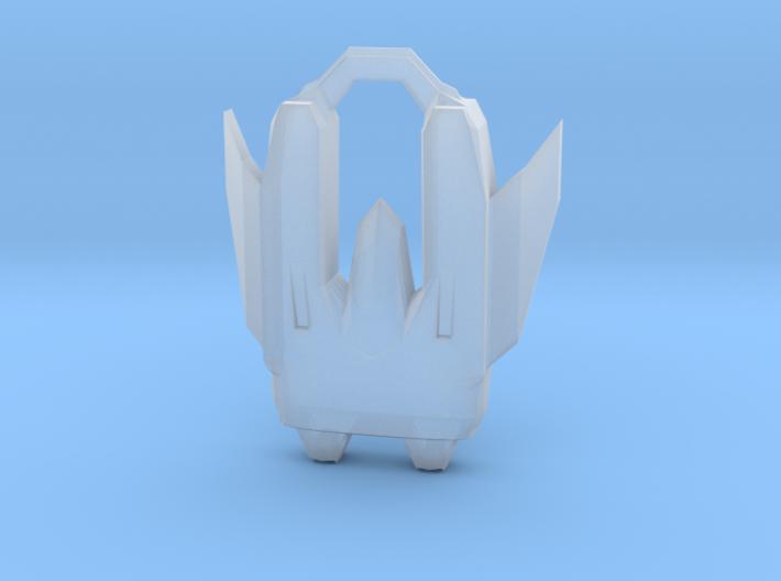 The Laeoda Starship 3d printed