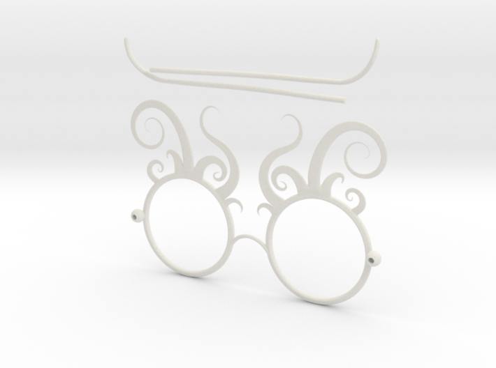 Party glasses 3d printed