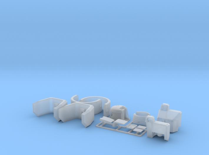 Head, Shoulders, and Knees 2.0 3d printed