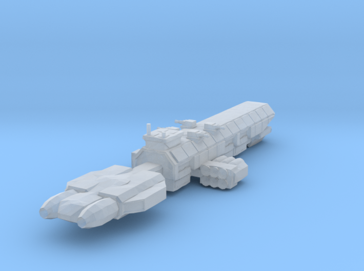 EA Apollo-Class Bombardment Cruiser 65mm 3d printed