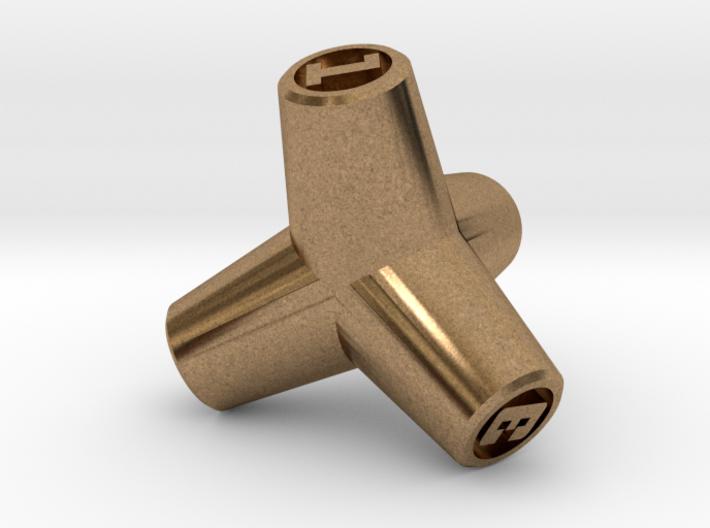 Tetrapod D4 3d printed