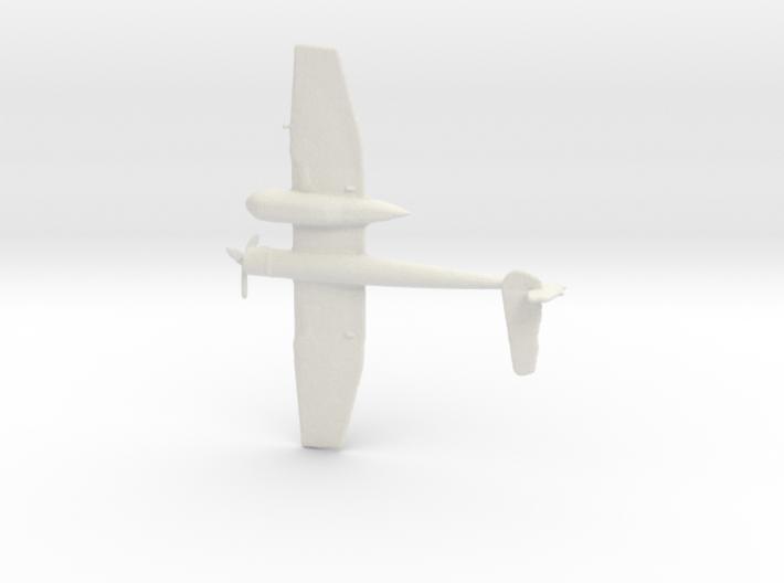 1:285 Bv-141 (Gear Down) 3d printed