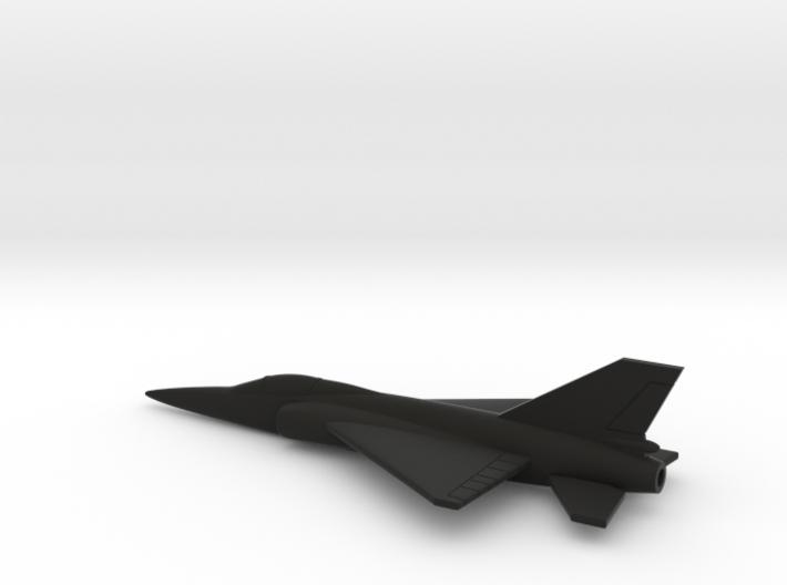 Helwan HA-300 (w/o landing gears) 3d printed