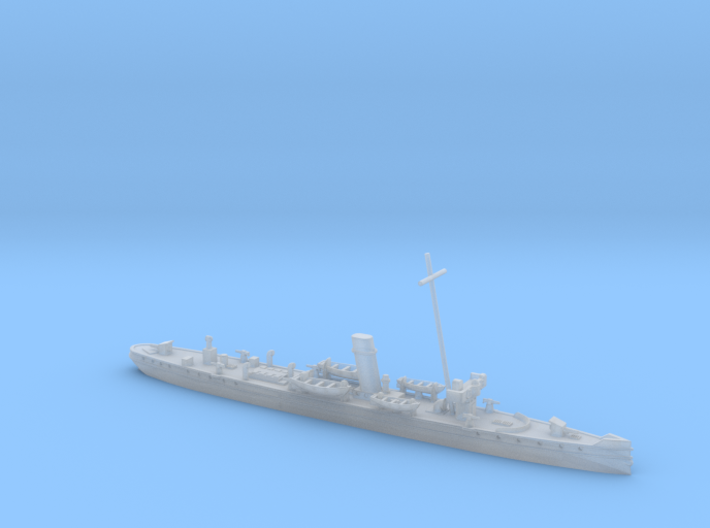 SMS Planet 1/700  3d printed