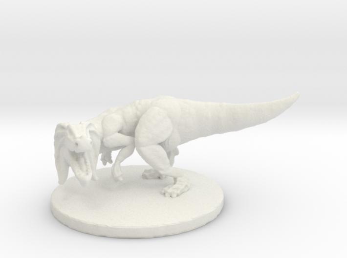 Jaggia (#2) (Medium Beast) 3d printed