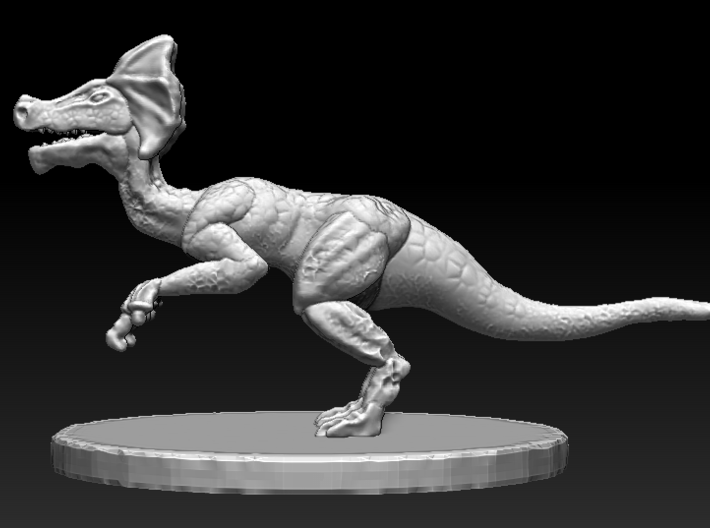 Jaggi (#1) (Medium Beast)  3d printed