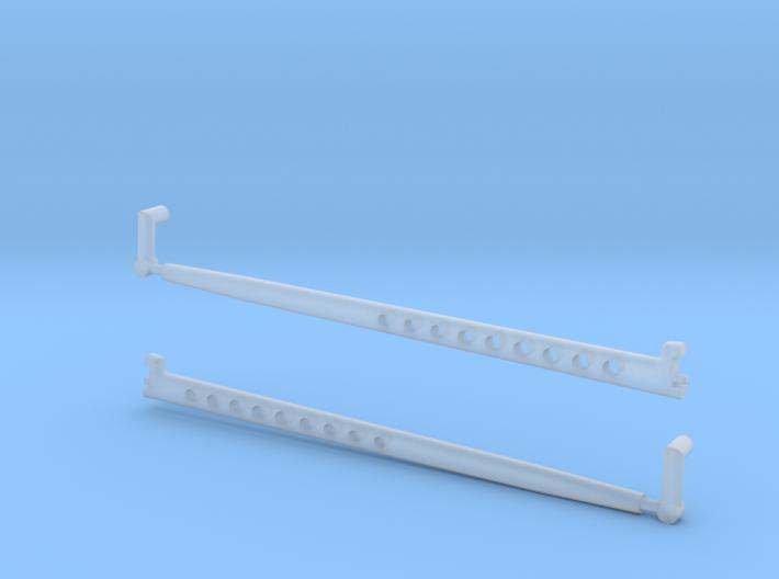 1/8 scale Radius Arm option 2 3d printed