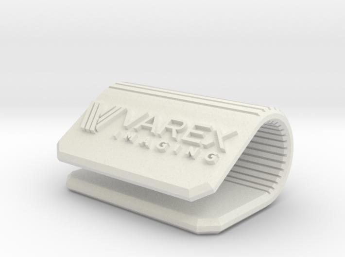 VAREX IMAGING Corporate Webcam Clip 3d printed
