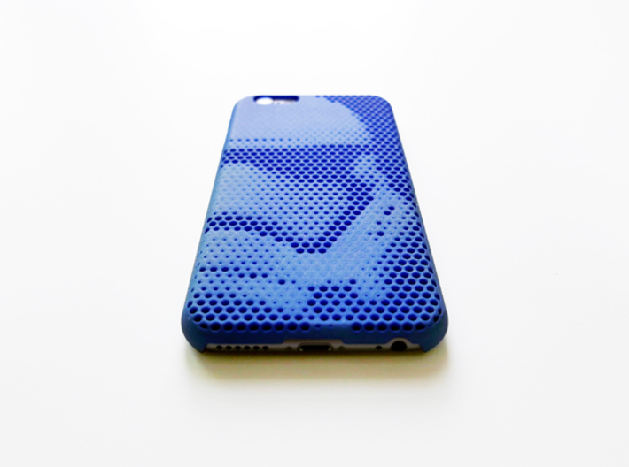 iPhone 6S case_Stormtrooper Force Awakens 3d printed