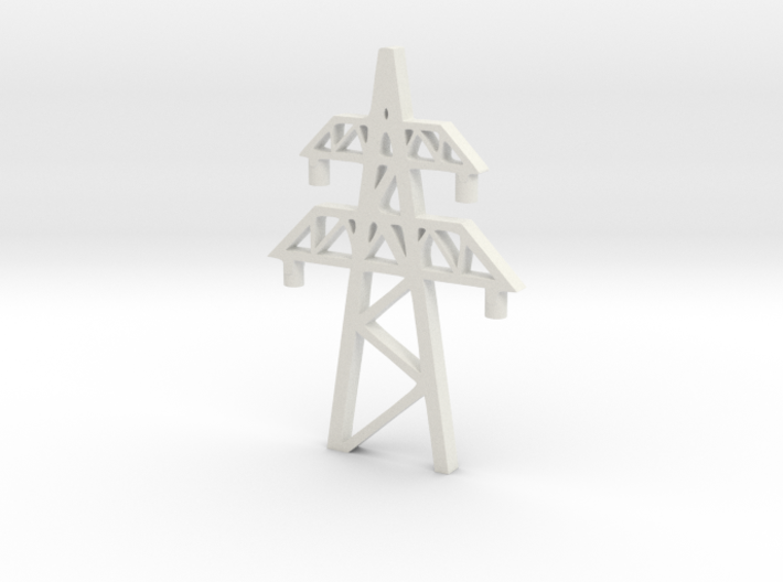 Power Line - Variation A 3d printed
