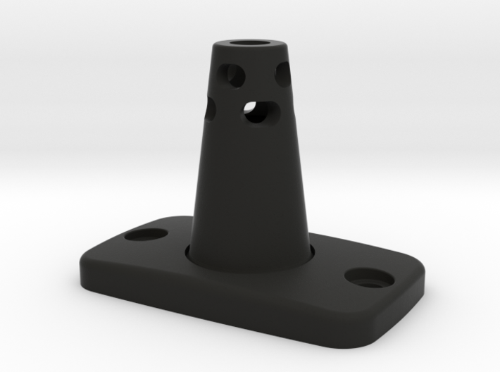 PORSCHE - Cabin temperature sensor holder 3d printed
