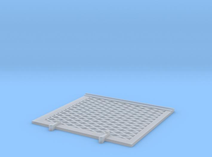 Diema_DL6_Seitentür, 1:13,3 3d printed