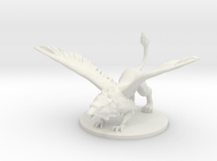 Griffon 3d printed