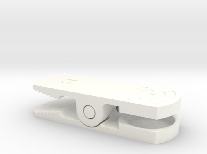 Magnetic Clip 3d printed