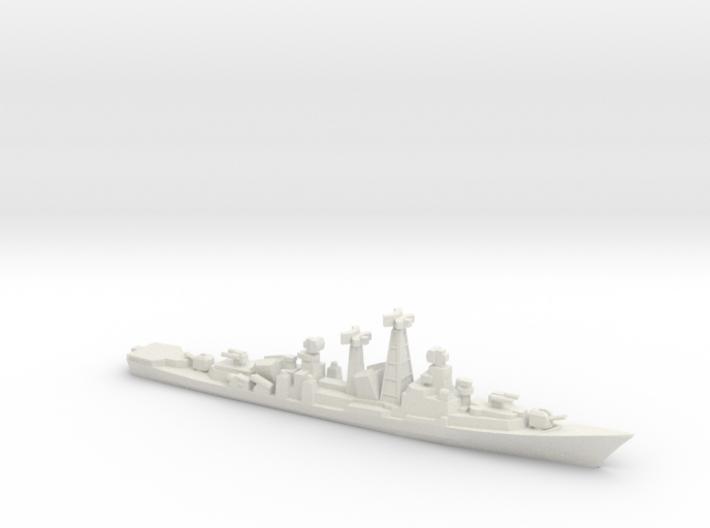 Kashin-Mod class destroyer, 1/1250 3d printed