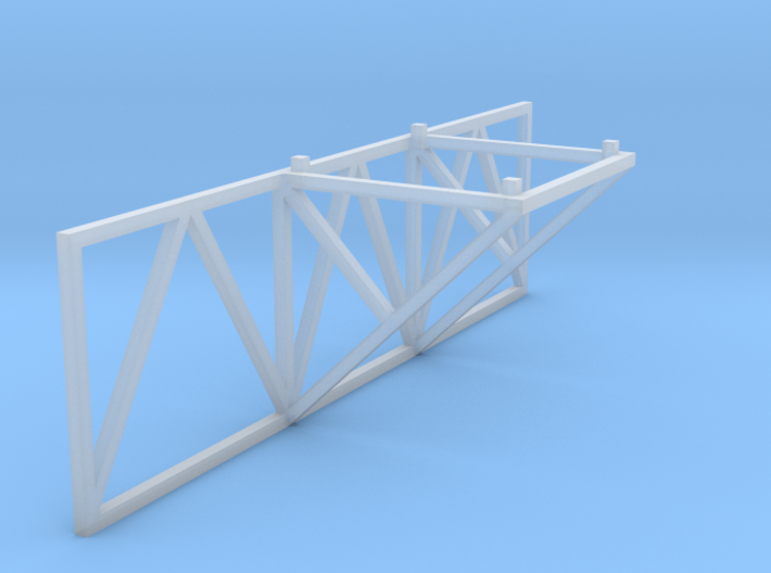1/64 15' Support Tower Catwalk Connection 3d printed