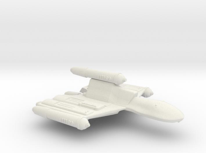 3788 Scale Romulan OmniHawk Light Dreadnought MGL 3d printed