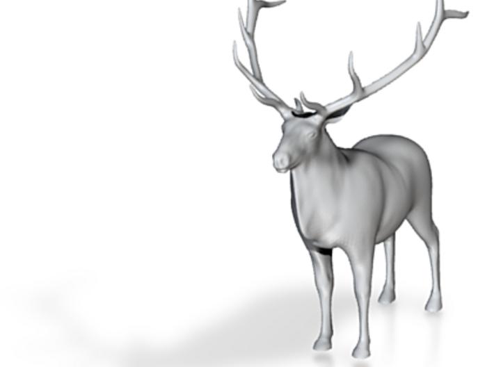 Elk 3d printed