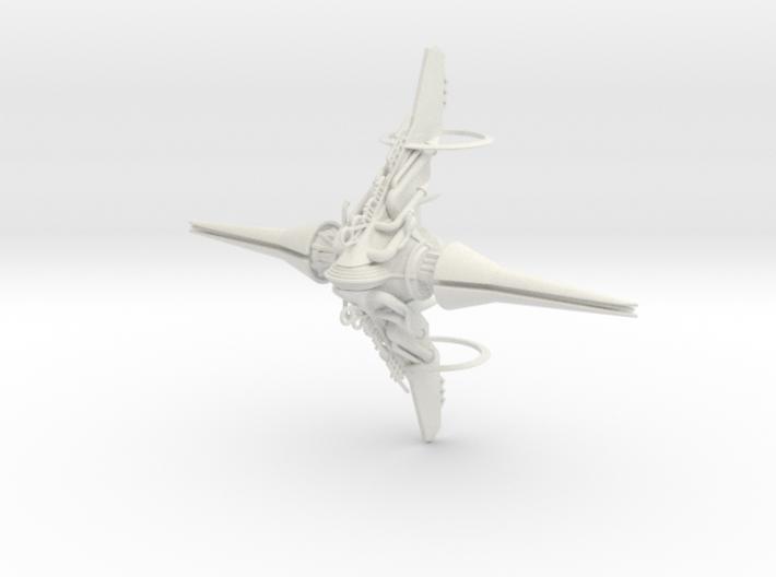 Last Exile. Guild Battleship 1:5000 (Part 1/2) 3d printed