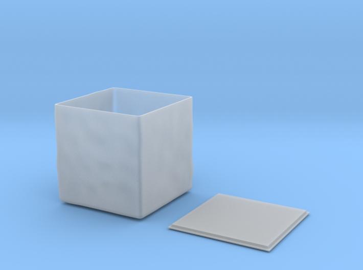 Gelatinous Cube 3d printed
