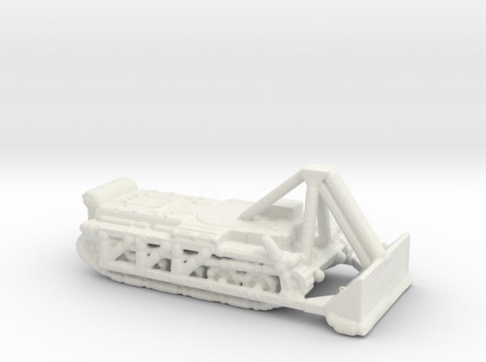 Centaur ARV Dozer 1/285 3d printed