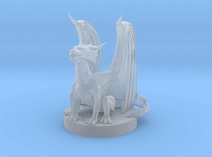 Pseudodragon 3d printed