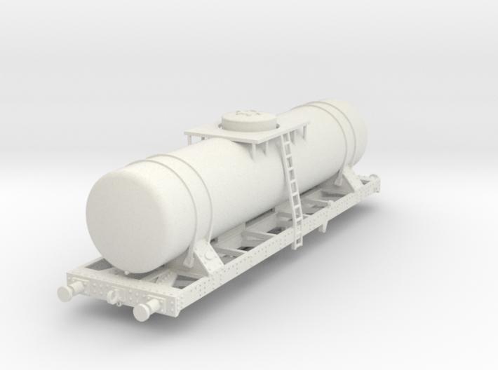 Tank wagon 3d printed