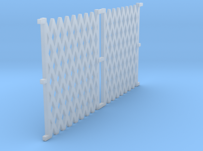 o-43-lswr-folding-gate-new-set 3d printed