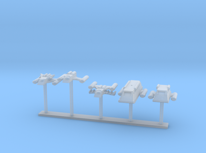 space facade Confederation auxiliaries shuttles