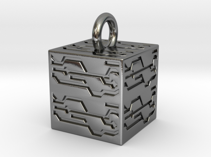 Nier Automata Black Box 3d printed