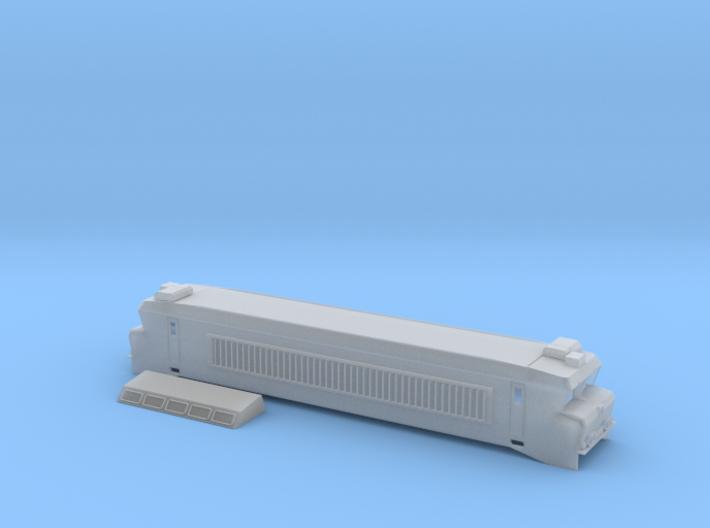BB 1800 Scale TT Lüfter Vers.B 3d printed