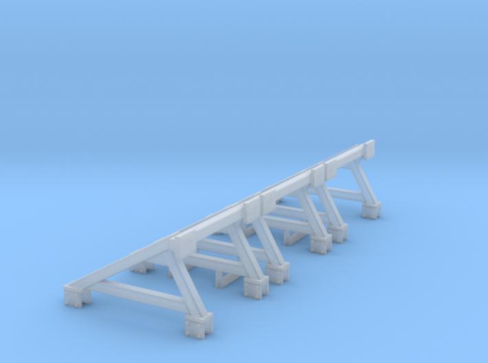 N FIXSTOP stootjuk (3 stuks) 3d printed