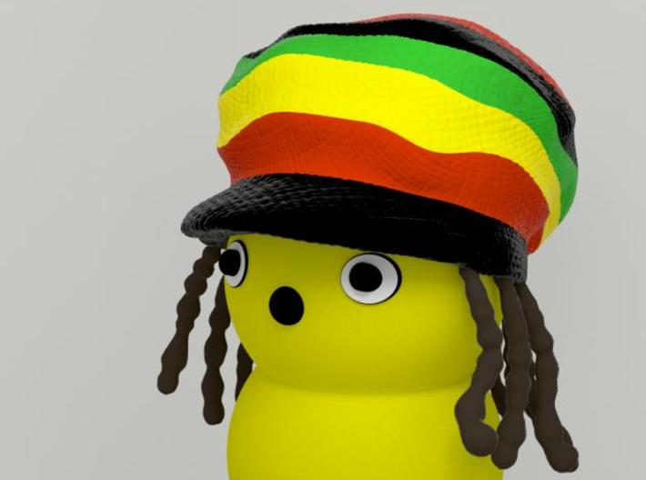 "MyKeepon ""Marley"" 3d printed"