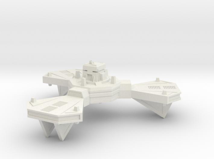 XQ2- Space Platform 3d printed