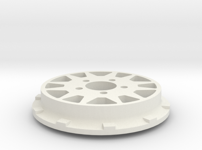 Dakar beatlock wheel 0.2 part 1/3 3d printed