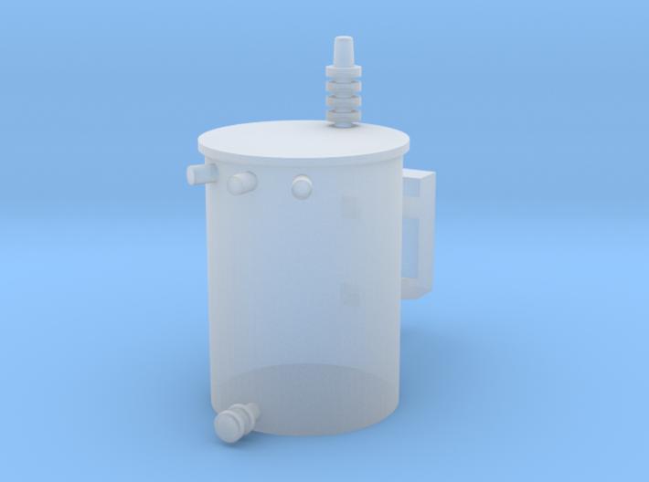 1/64 Single Pole Transformer 3d printed