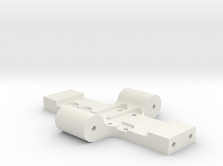 Losi Base Plate with upgrade 3d printed