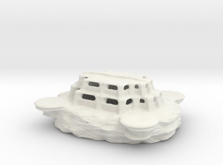 The military academy for SLINGSHOT 3d printed