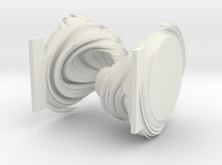 Tornado, solid. 3d printed