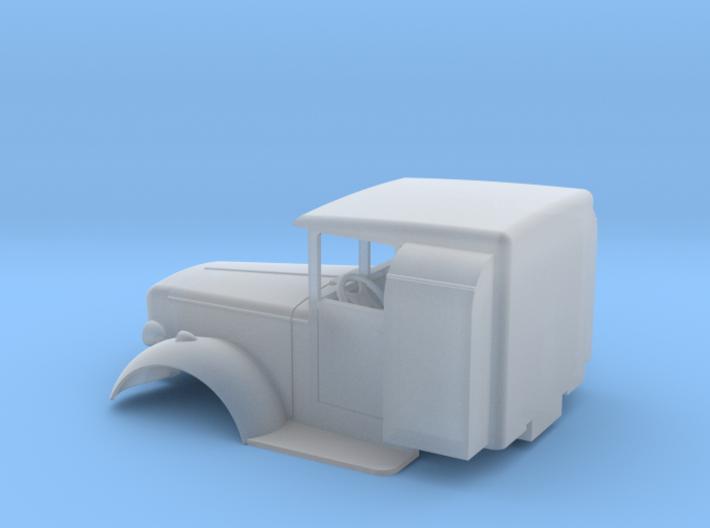 H0_Mack-VanG-L 3d printed