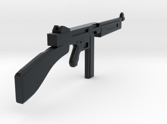 1/12 Thompson machine gun 3d printed