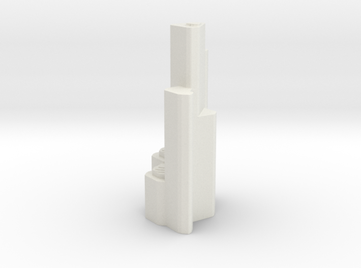 Tour Total - Paris (1:4000) 3d printed