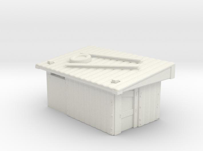 Tin Slum 2 3d printed