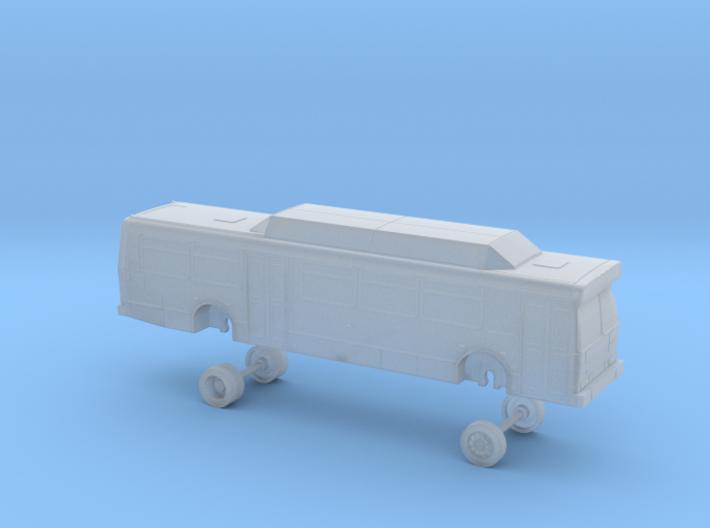 N Scale Bus Orion V Yolobus 714-720 3d printed