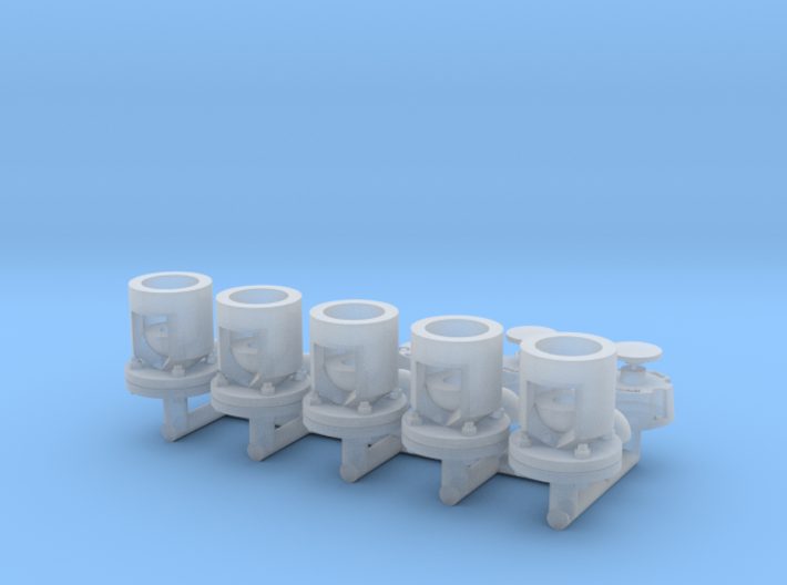 Winteb aph mixed_DN80_1:32 for damen ships 3d printed
