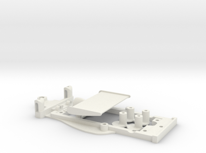 Chassis for Scalextric UOP Shadow 3d printed