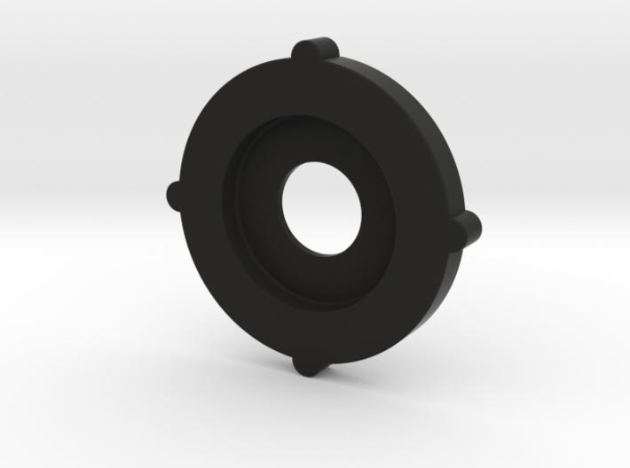 Tornado botom plate + hole M30x1.5 3d printed