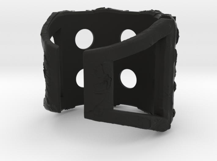 Dota2 Power Bracelet (Fits Orbs) 3d printed