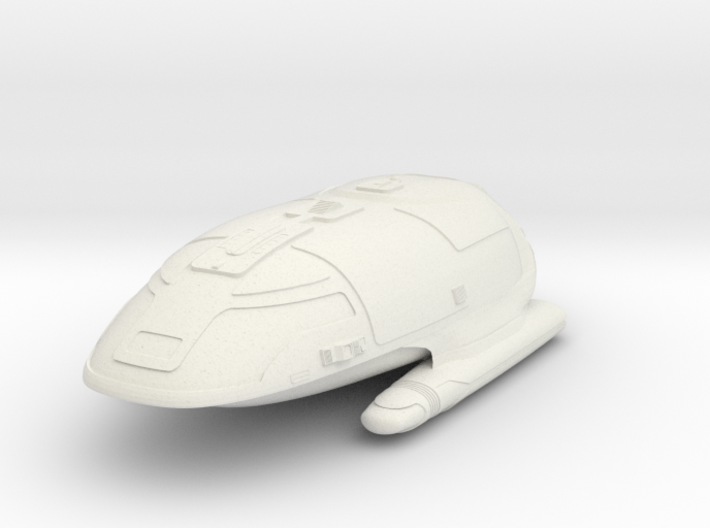 Type 7 shuttle 3d printed