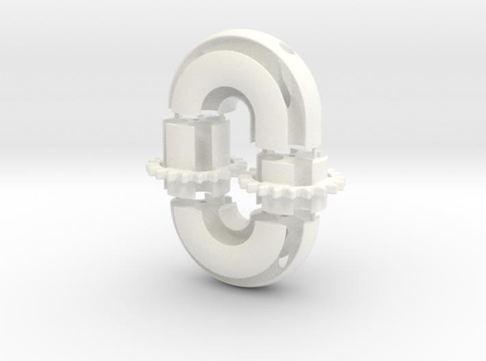 Magic Bagel 3d printed